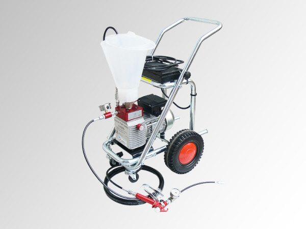 Агрегат для заправки водоотталкивающего геля