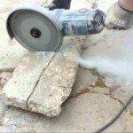 Алмазный диск по бетону