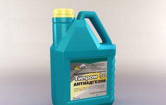 Антиадгезионные составы позволяют исключить прилипание раствора к форме