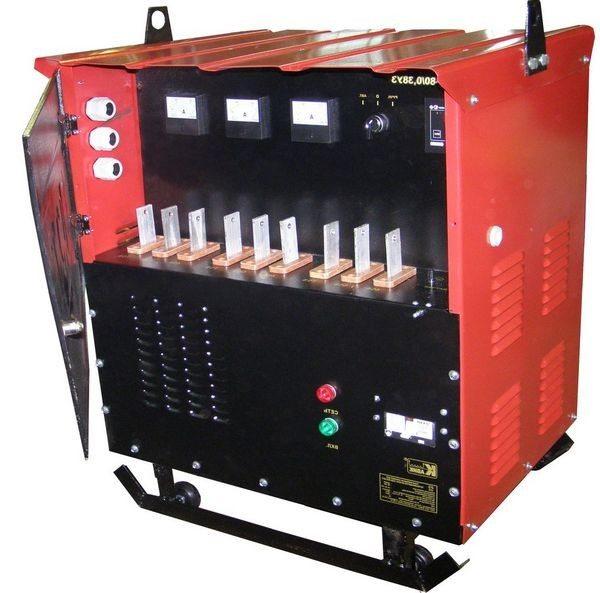Аппарат для прогрева бетона, модель ТСДЗ-63