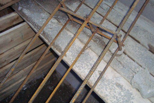 Армирование с использованием сварных конструкций