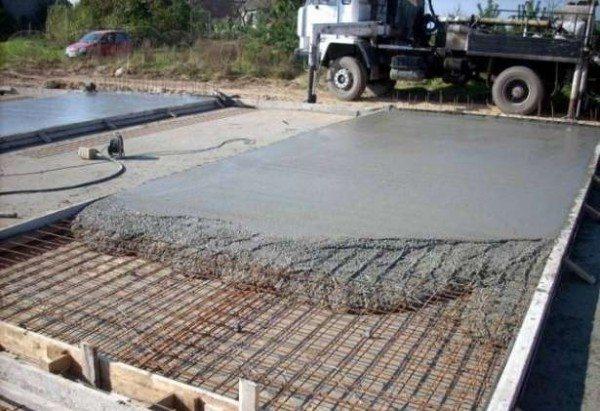 Армирование цементно-песчаной стяжки
