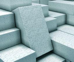 Автоклавные газобетонные блоки