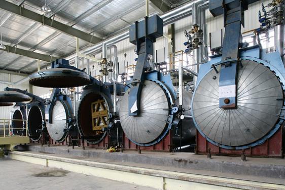 Автоклавы для производства газобетона