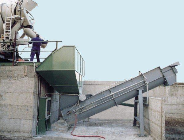 Автоматическая система переработки раствора