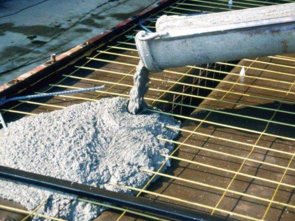 Бетон – один из самых распространенных строительных материалов