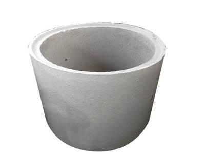 Бетонное кольцо из мелкозернистого бетона