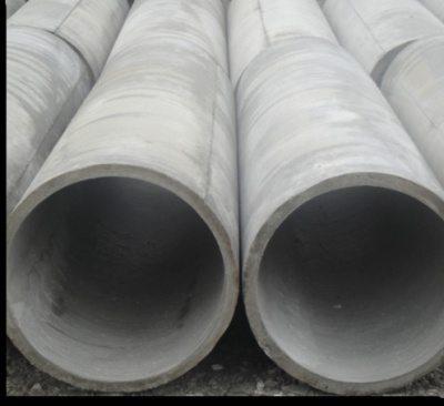 Безнапорные изделия из бетона