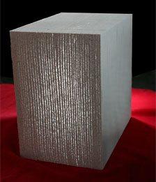 Блок прозрачного бетона