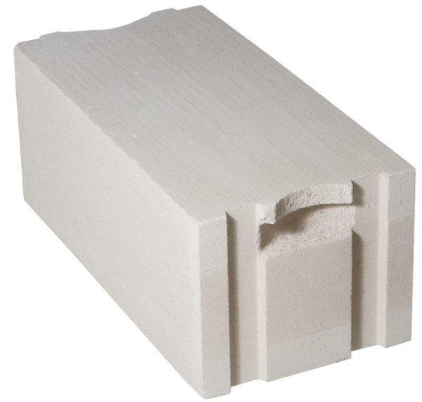 Блоки гладкие и имеют идеальные геометрические размеры
