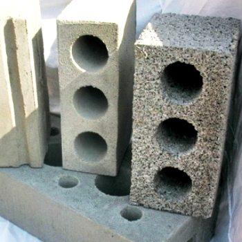 Блоки из бетона для стен