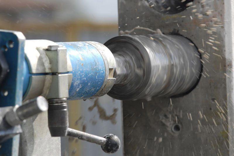 купить оборудование отверстие в бетоне
