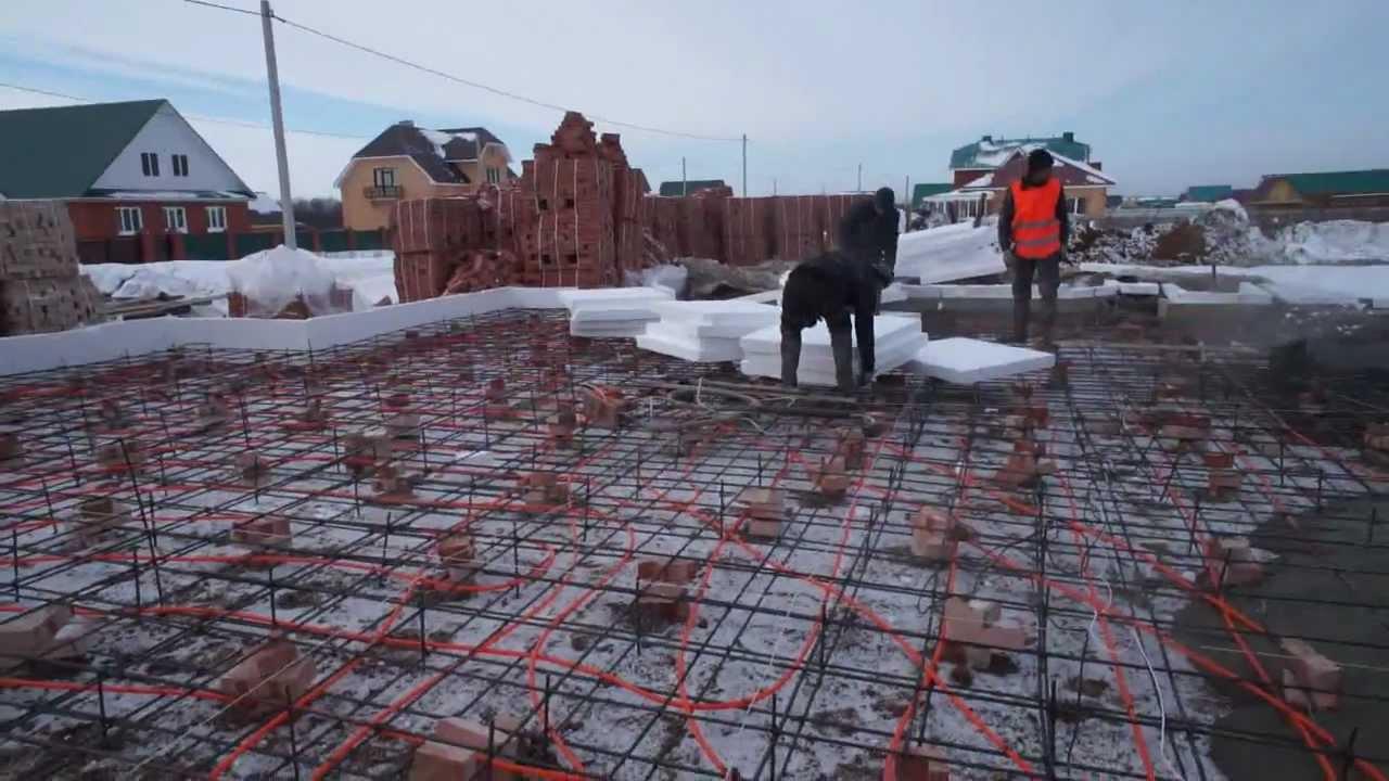 Картинки по запросу Прогрев бетона в зимнее время Инфракрасный прогрев