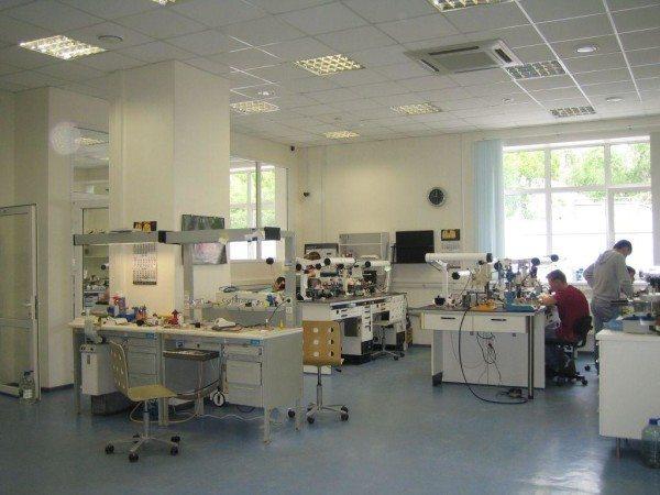 Данные получены путем проведения стандартизированных испытаний в лабораториях.