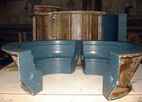 Деревянные формы для малых архитектурных форм из бетона