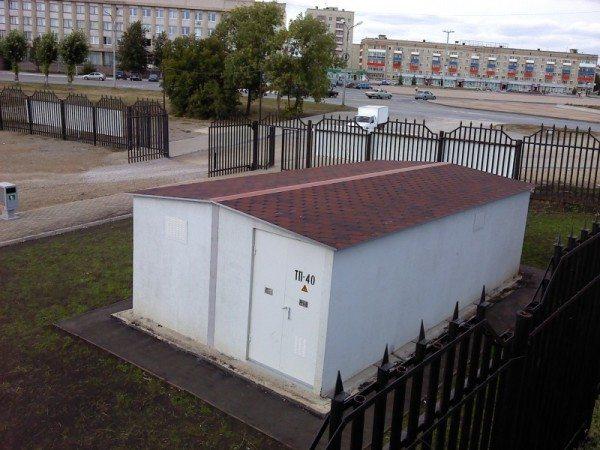 Для небольших частных строений и административных зданий устанавливается малогабаритное оборудование