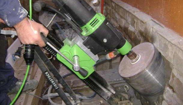 Для установки санузла может понадобиться очень внушительный агрегат