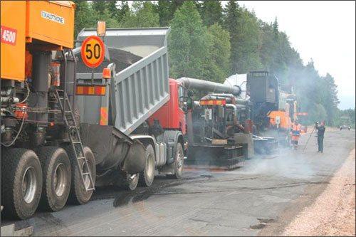 Эксплуатация комплексного оборудования при проведении ремонтно-строительных дорожных работ