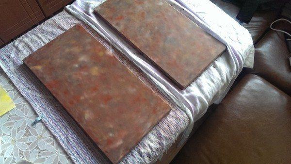 Эти «плитки шоколада» - современный прочный и практичный материал