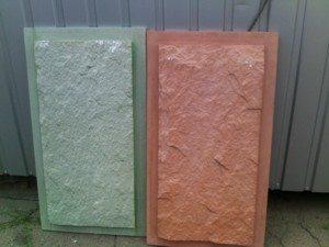 Фасадные стеклофибробетонные плиты