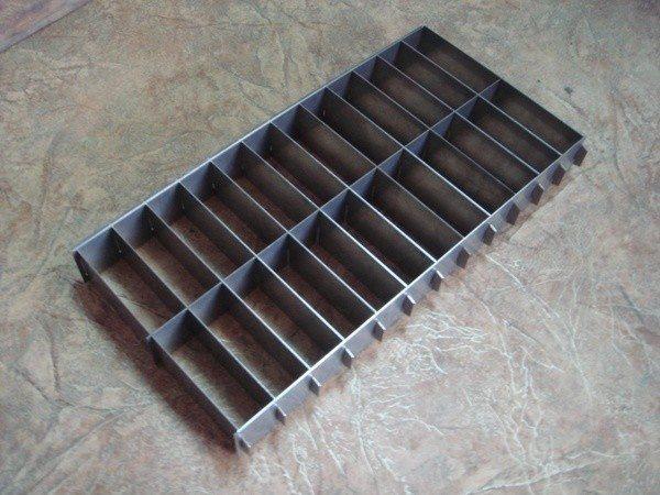 Форма для отливки блоков