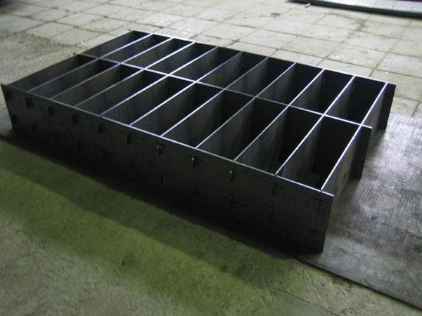 Форма для заливки материала