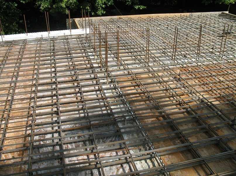 заливка бетоном монолит материки и диаметр арматуры Новости Бренды Таблицы