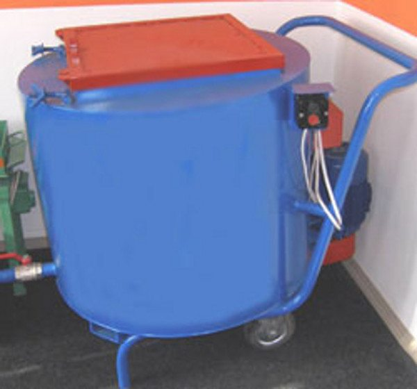 Фото автоклава для газобетона