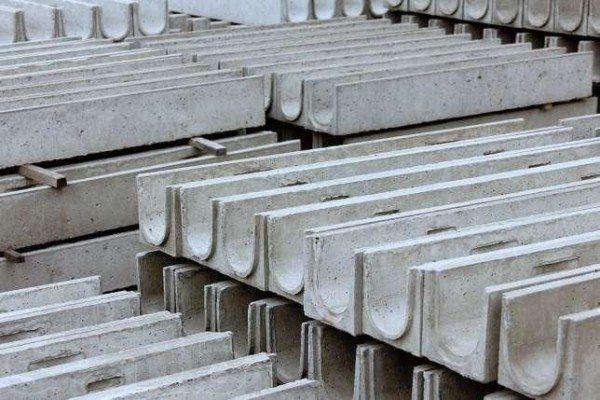 Фото готовых конструкций промышленного размаха для отведения воды