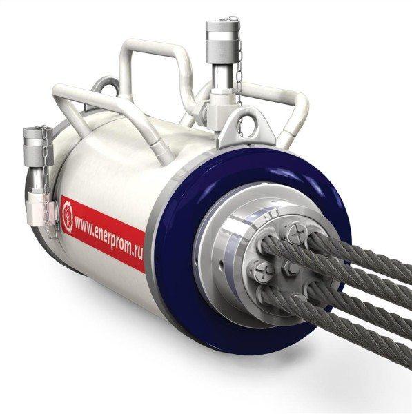 Фото механизма для преднапряжения арматуры