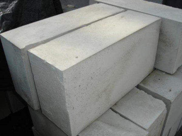 Фото монолитных блоков.