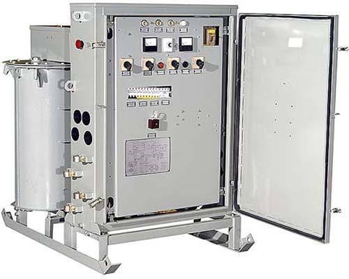 Фото понижающего трансформатор КТПТО-80