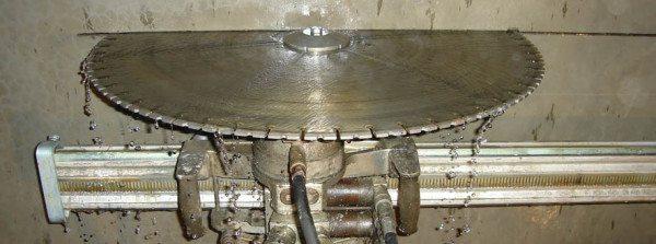 Фото позволяет оценить качество краев реза.