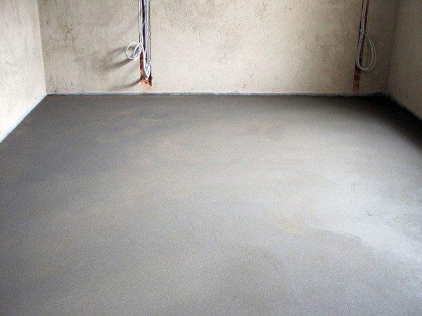Фото ровного и гладкого бетона