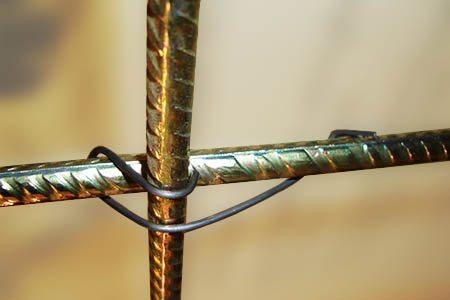 Фото скобы для вязки арматуры