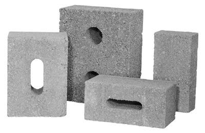 Фото строительных блоков, произведенных из бетона