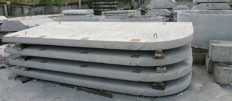Пустотные железобетонные плиты: стеновые, парапетные, карниз.