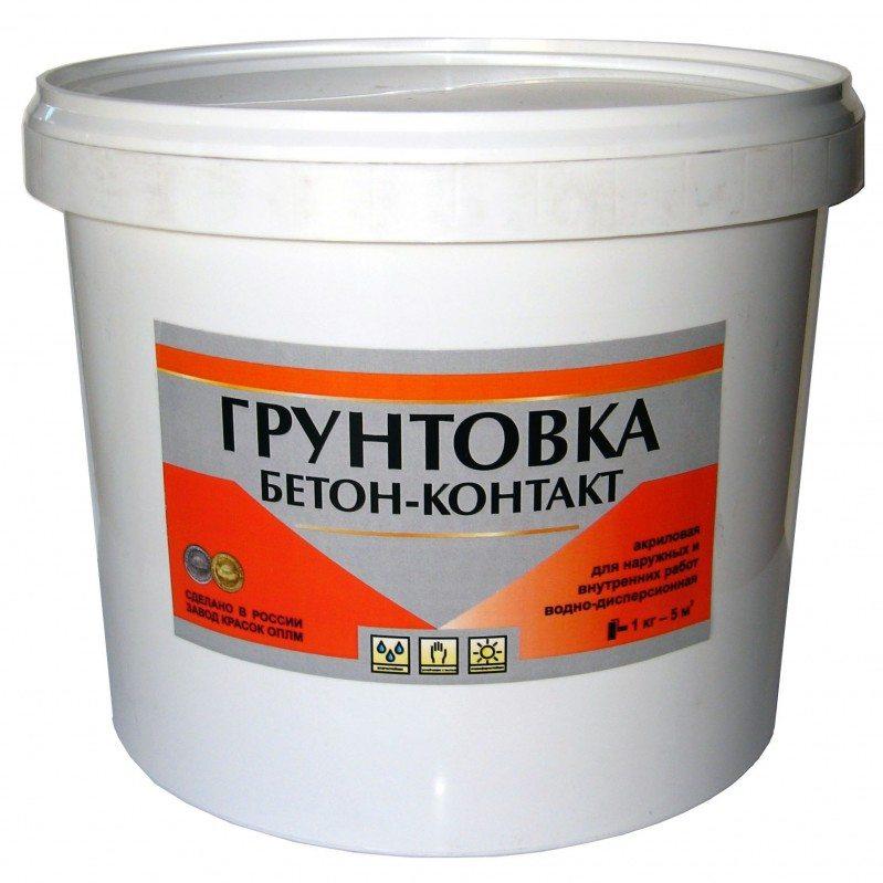 Грунтовка для бетона виды пропитка керамзитобетона