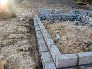 Фундамент – важная часть конструкции здания, от которой напрямую зависит прочность всего сооружения