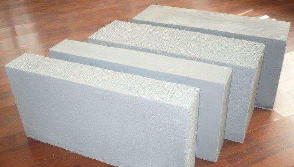 Газобетонные блоки D600 обладают повышенной плотностью