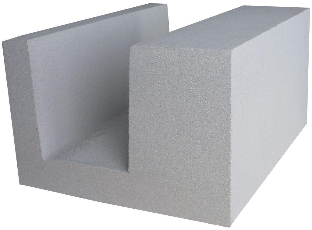 Газобетонные блоки h h применяют для создания сложных конструкций