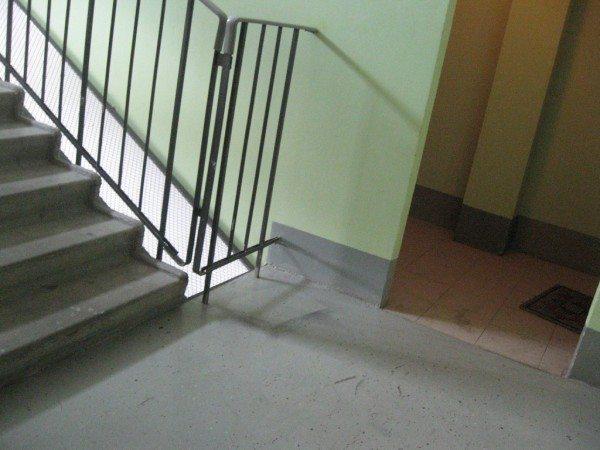 Гладкая бетонная поверхность не отображается в маркировке.