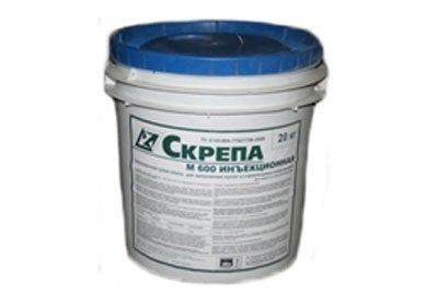 Готовый ремонтный состав для бетонного пола