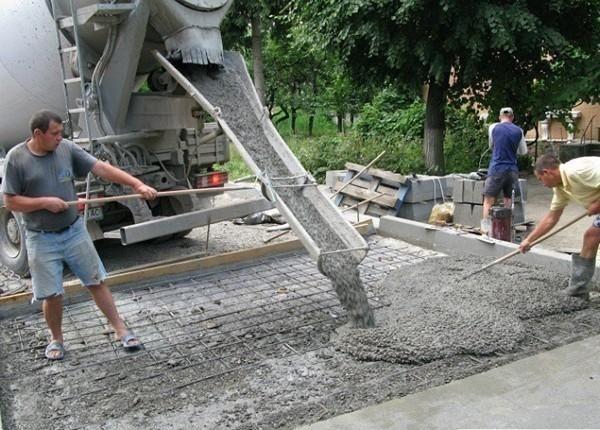 Готовый состав можно доставлять на стройплощадку