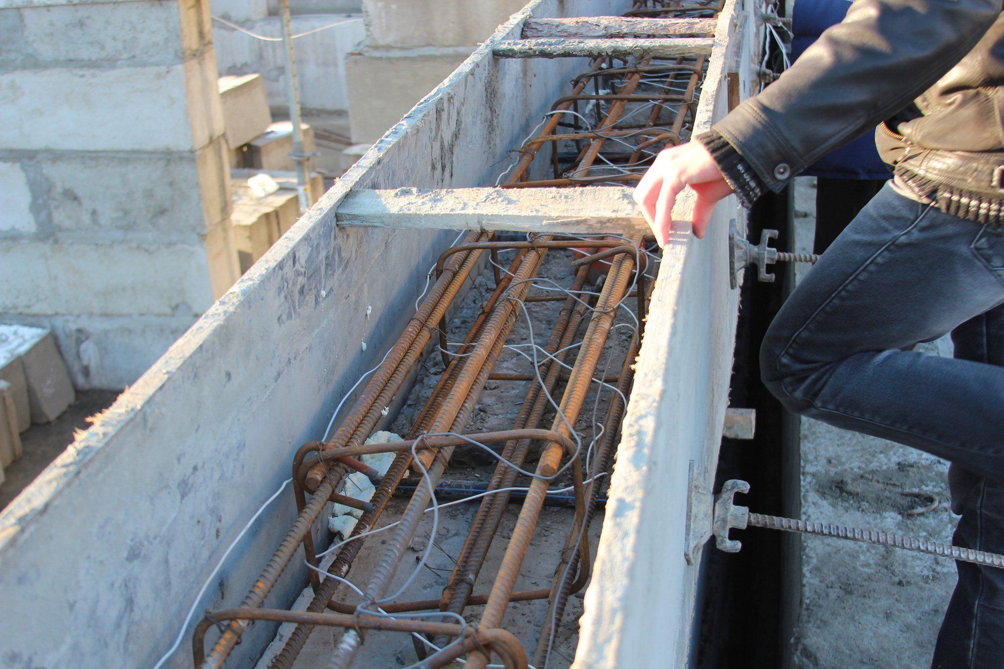 Электропрогрев бетона проводом купить шлифовальную машинку бетона москва
