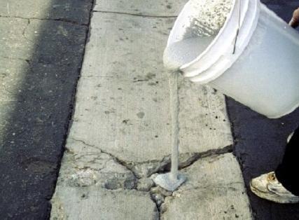 Использование растворов для восстановления поверхности из бетона