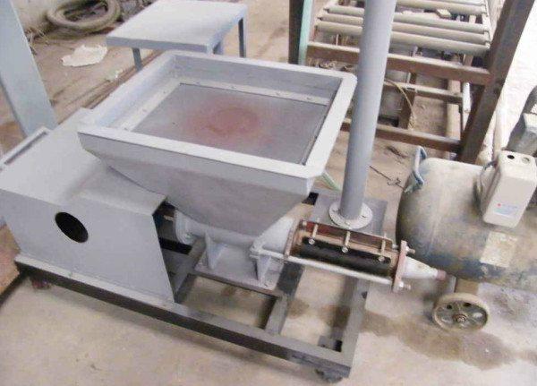 Используемое оборудование для стеклофибробетона