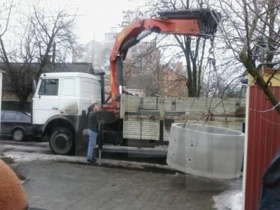 Из-за большого веса такой продукции для ее транспортировки может потребоваться специальная техника, которую потом применяют и при монтаже