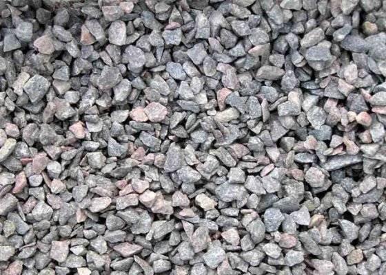 Качественный щебень – обязательный атрибут прочного бетона