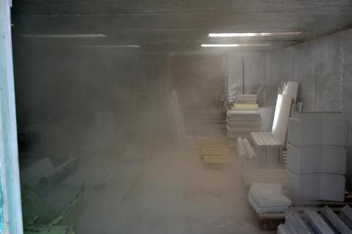 Как происходит пропарка бетона